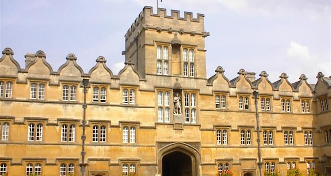Oxford overtakes Cambridge as Britain's top research university
