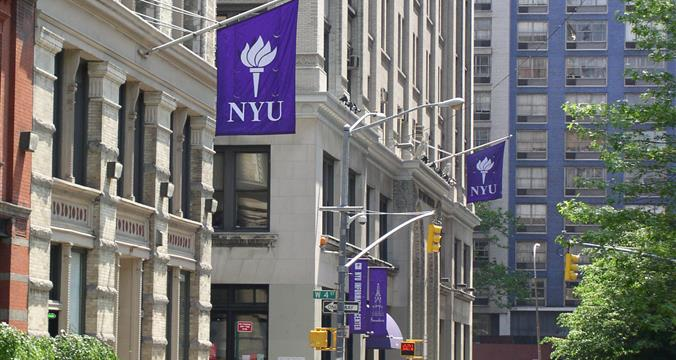 Record-Breaking 60,000 Students Apply to NYU - Largest Increase in 15 Years