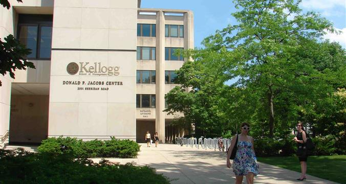 Welcome to Kellogg, Round 2 admits