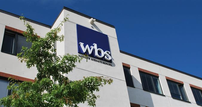 WBS Distance Learning MBA ranked second in the world