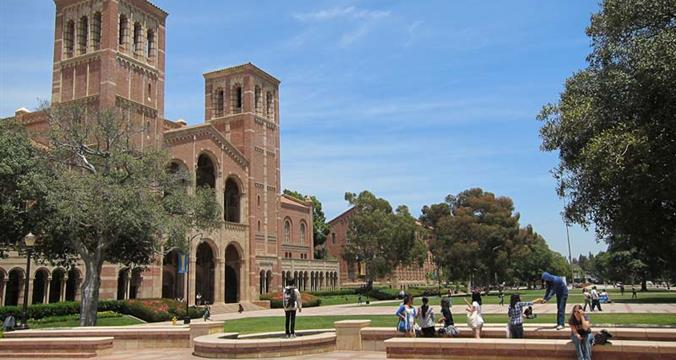 University of California at Los Angeles - BS/BA