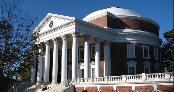 University of Virginia - BS/BA
