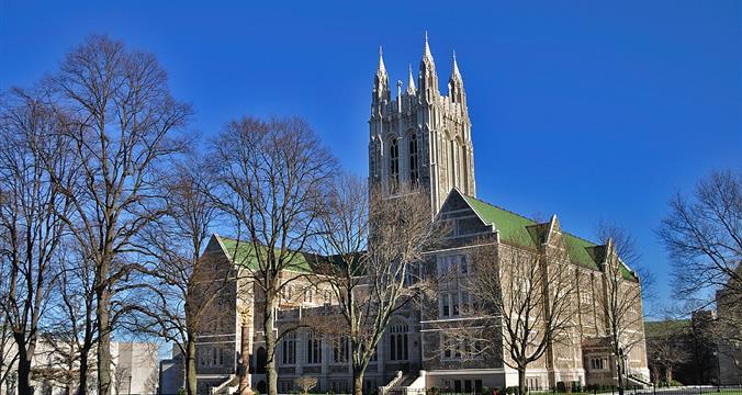 Boston College - BS/BA