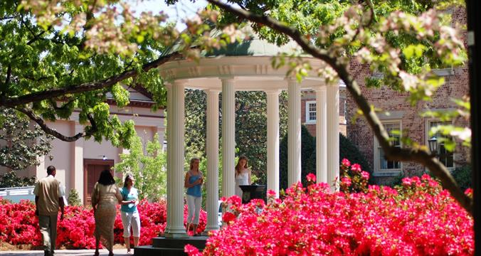 University of North Carolina at Chapel Hill (UNC) - College