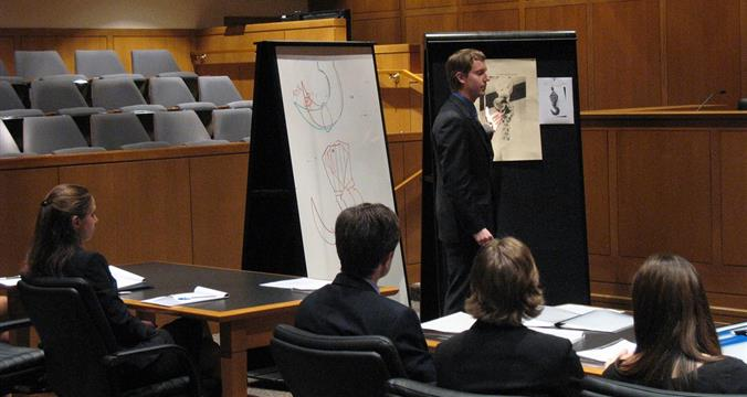 Master Trial Advocacy Skills During Law School