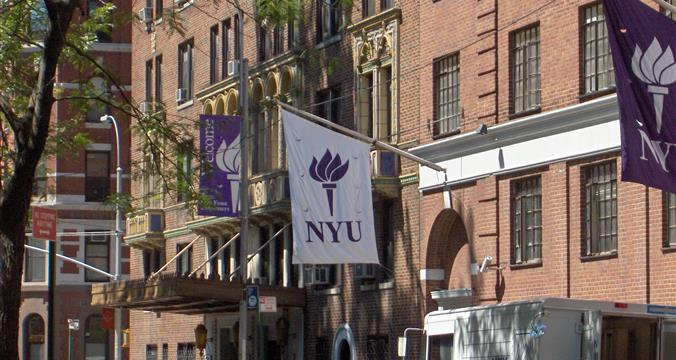 New York University - JD
