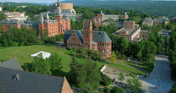 Cornell University  - MS/PHD