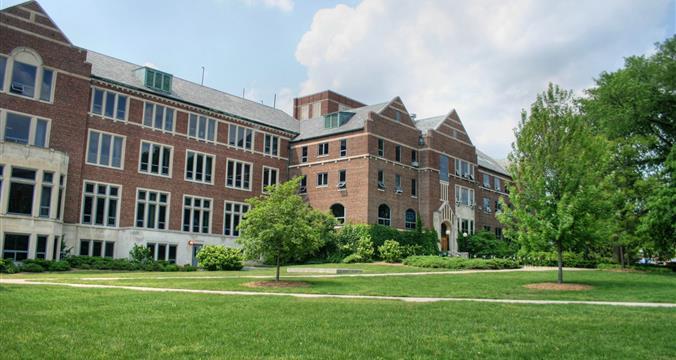 Michigan State University  - MS/PHD