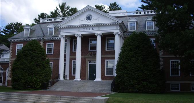 Dartmouth College (Tuck) - MBA