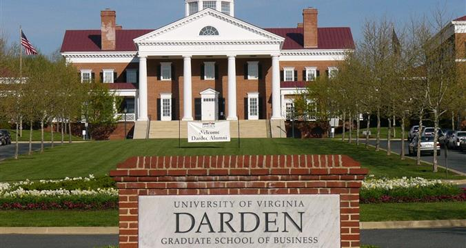 University of Virginia (Darden) - MBA