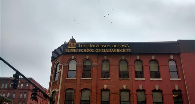 University of Iowa (Tippie) - MBA