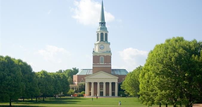 Wake Forest University - MBA