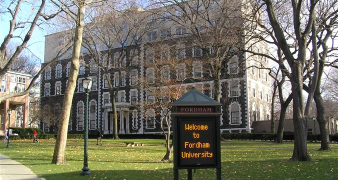 Fordham University - MBA
