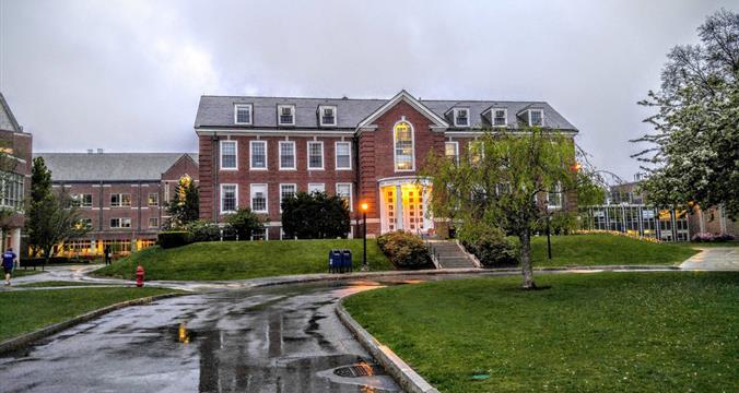Boston College - Law