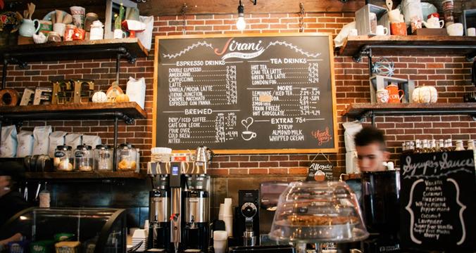 Choosing an MBA Program is easier than choosing a latte.
