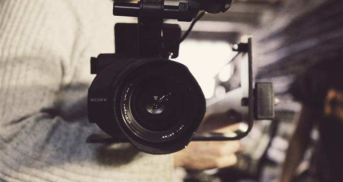 It takes video to land a place at a top business school