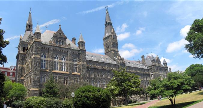 Georgetown Law Will Accept GRE Scores from Applicants