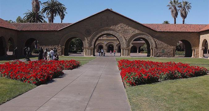 Stanford University  - MS/PHD