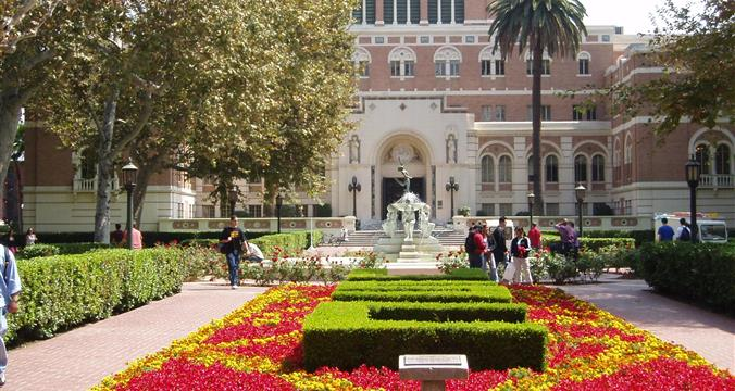 University of Southern California  - MS/PHD