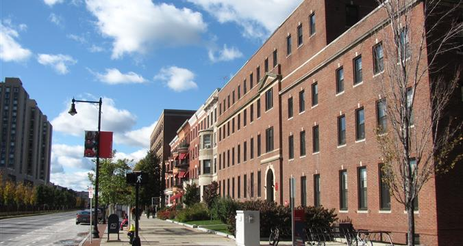Boston University - College