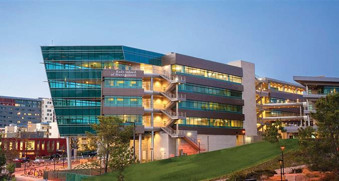 University of California at San Diego - MBA (Rady)