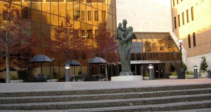 University of Texas at Austin (McCombs) - MBA