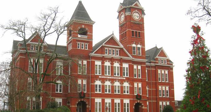 Auburn University - MBA (Harbert)