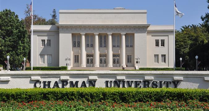 Chapman University - MBA (Argyros)