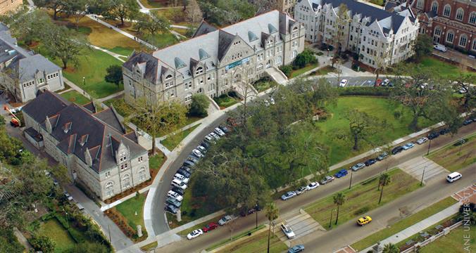 Tulane University of Louisiana (Freeman)