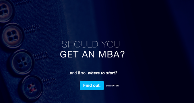 Should You Get An MBA?