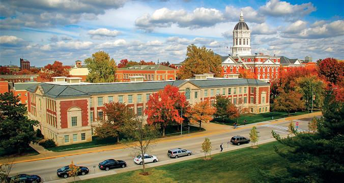 University of Missouri at Columbia - MBA (Trulaske)