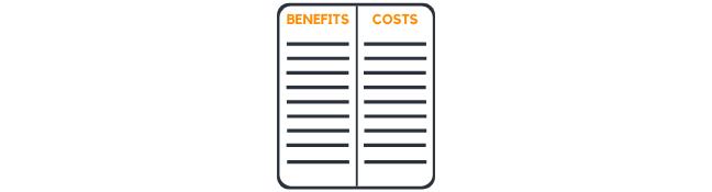 Grad Degree Cost-Benefit Analysis Worksheet